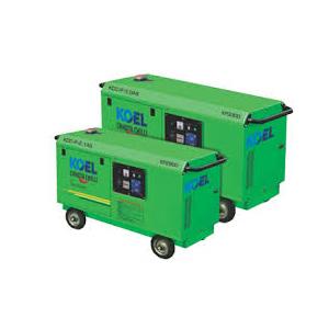 5 KVA Portable Silent Diesel Generator