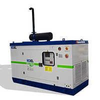 30 KVA Kirloskar Liquid Cooled Generator