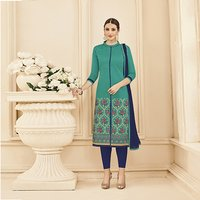 Party Wear Embroidered Salwar Suit