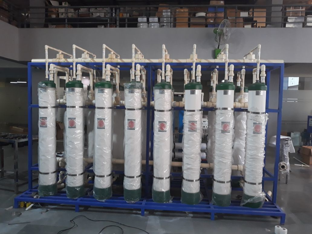 Commercial/industrial UF system