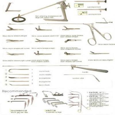 ENT Equipments