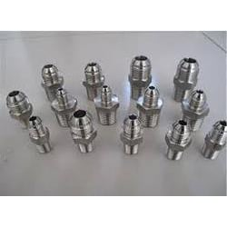 Silver Jic Flare Fitting
