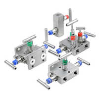 5 Way Valve Manifolds