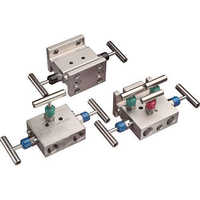 3 Way Manifold T Type