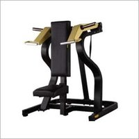 Plate Loaded Shoulder Press Machine