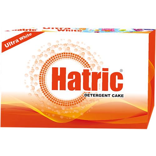 Ultra White Detergent Cake