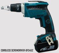 Cordless Screwdriver-DFS452