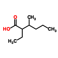 (+-)-3-(Carbamoyl methyl)-5-methyl Hexanoic acid