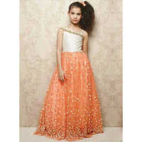 Kids Party Wear Gown