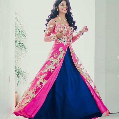 Ladies Anarkali Gown Suit