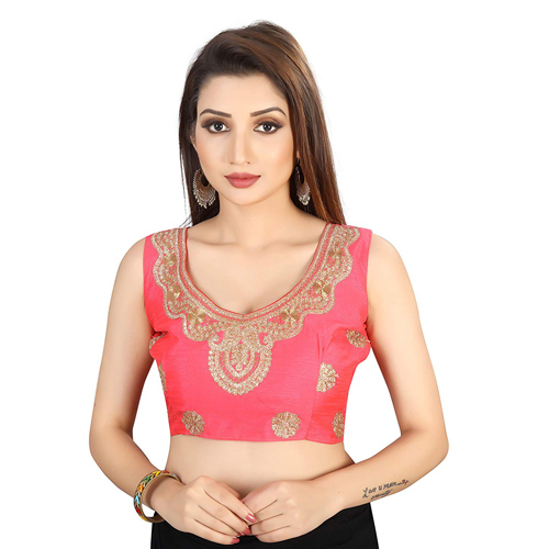 Ladies Embroidery Blouse