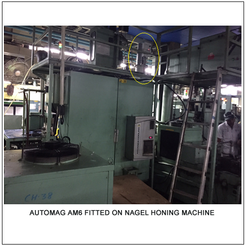 Automatic Magnetic Filter