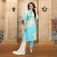 New Arrival Embroidered Salwar Suit