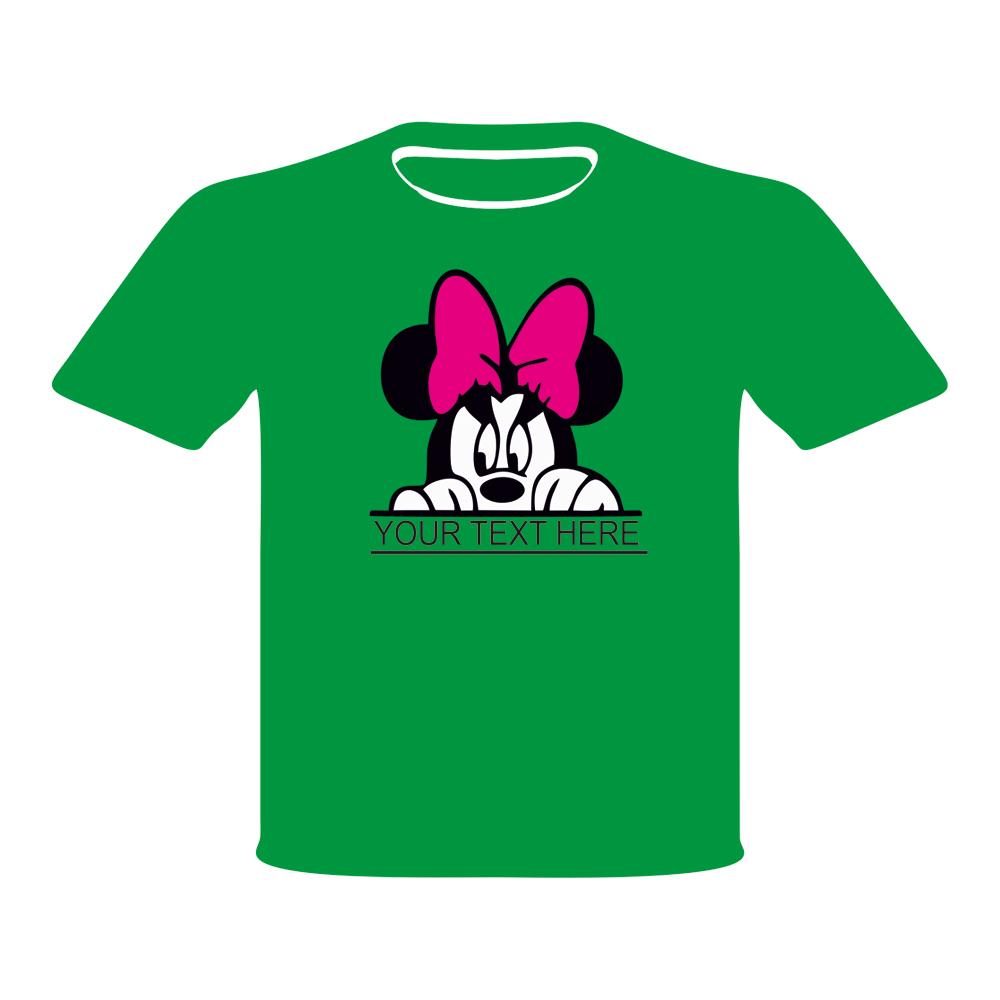 Green Kids Tshirt