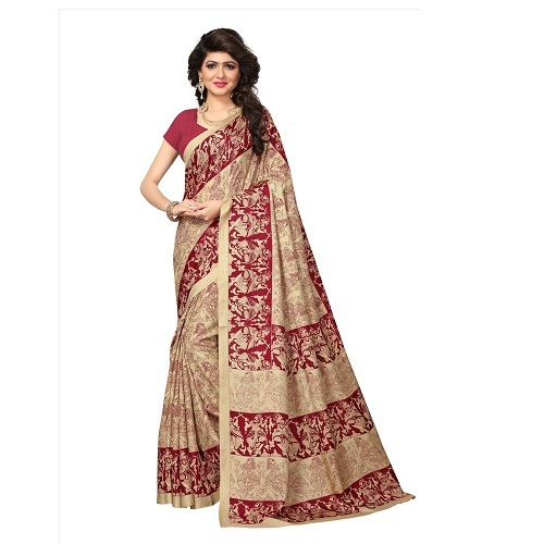 Manipuri Silk Fancy Saree