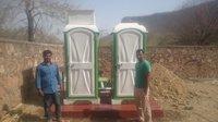 Bio Toilet Cabin