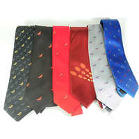 Airline Uniform Neckties