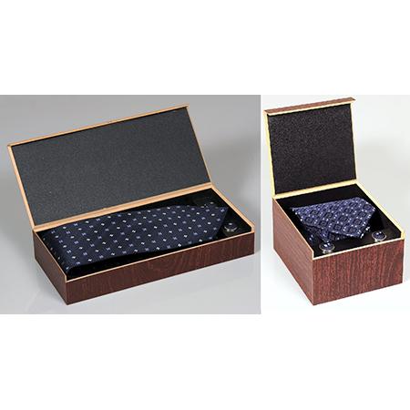 Neckties Cufflinks Gift Set