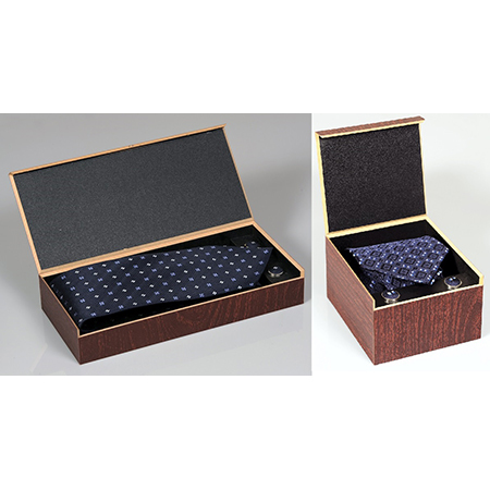 Neckties Cufflinks Gift Set