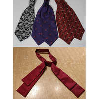 Ladies cravat Ascot