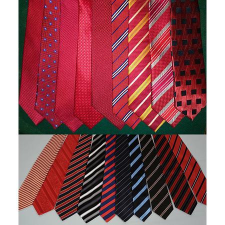 Woven Jacquard Micro fiber ties