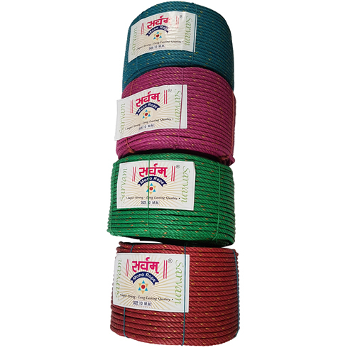 Colored Monofilament Rope