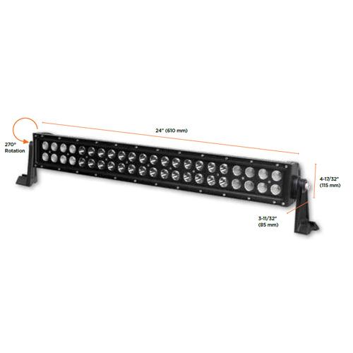 LED 132W Light Bar