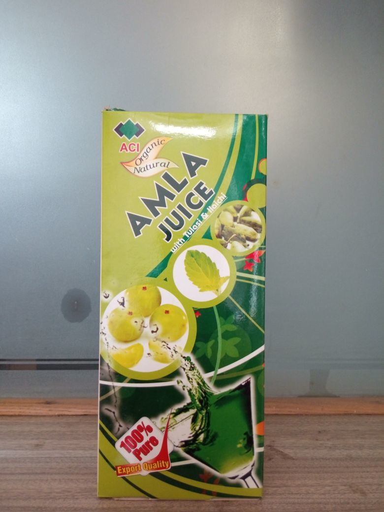 Natural Amla Juice