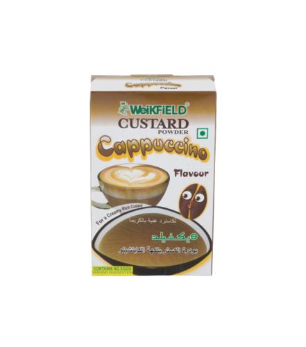 Cappuccino Custard Powder Age Group: Children