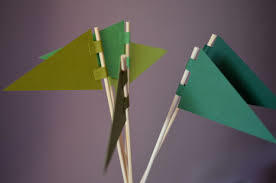Paper Flag