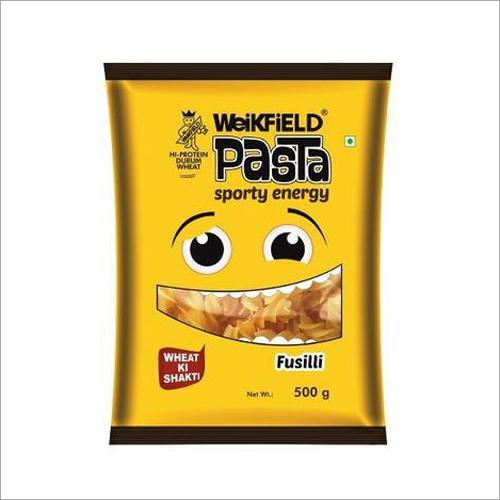 Fusilli Pasta Packaging: Plastic Packet
