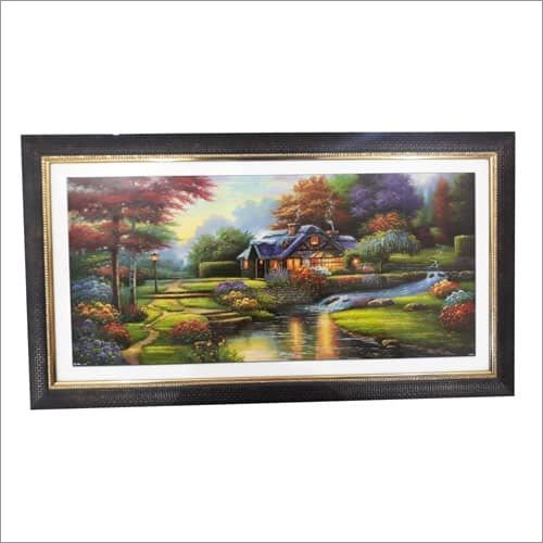 Wall Decor Scenery Frame