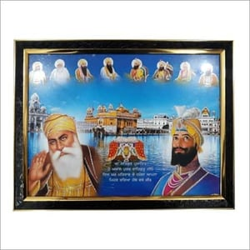 Religious Scenery Frames