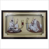 Punjabi Religious Photo Frames