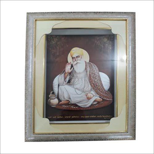 Guru Nanak Dev Ji Picture Frame