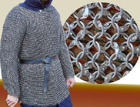 Medieval Chainmail Shirt