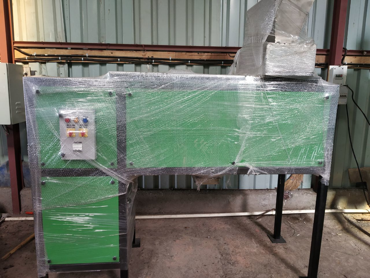 Semi Automatic Organic Composting Machine