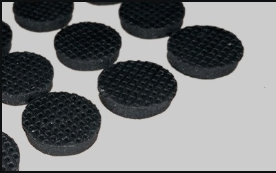 Rubber Foot Pads