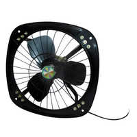 Black Exhaust Fan