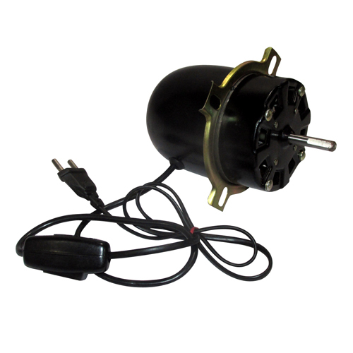 Black High Speed Motor