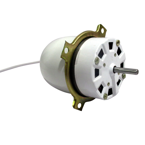 White High Speed Motor