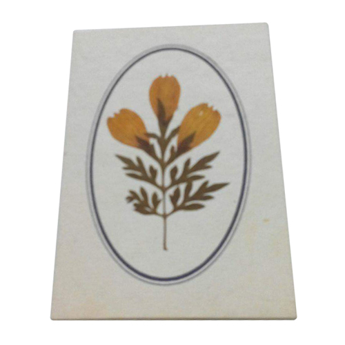 Dried Flower Pasted Greeting Cards