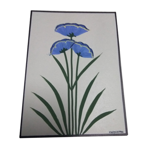 Natural Flower Greeting Card