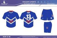 School Soccer Uniform