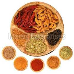 Organic Cooking Spices