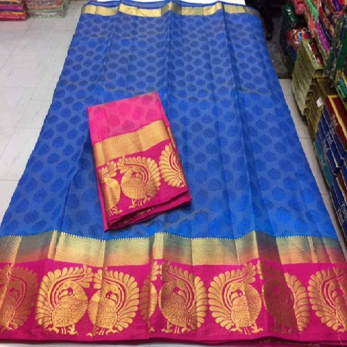 Fancy Tussar Silk Sarees