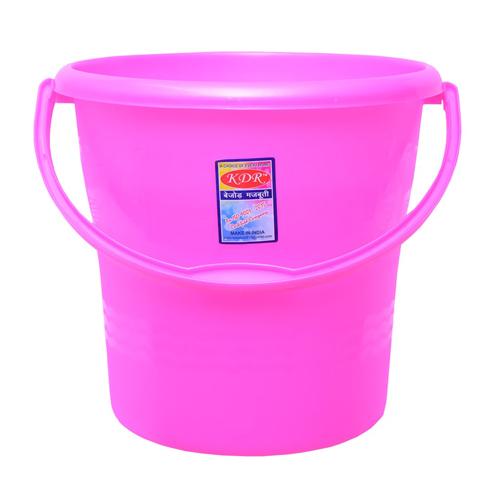 Plastic Bucket (Nariyal)