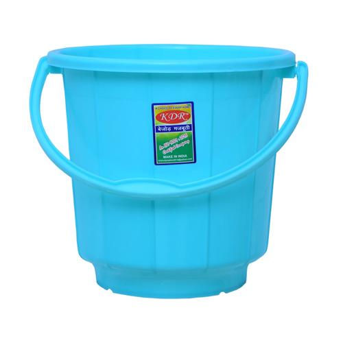 Plastic Bucket Plain