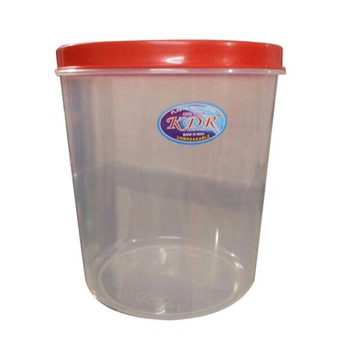 5,7 & 10 Kg Plastic Round Container