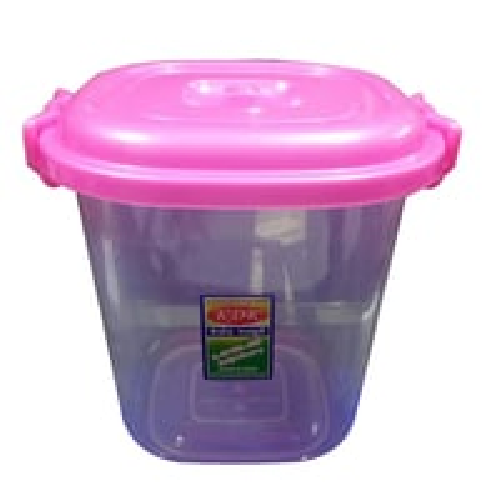 15 Kg Plastic Square Container